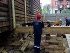 Смотреть изображение Разные услуги Ремонт фундамента, Подъем домов 39446080 в Москве
