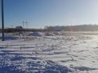 Фотография в   Участок в пос. Газовик Северный мкр (с. Долгодеревенское)э/э в Челябинске 490000