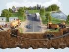 Скачать фото  Монтаж трубопровода методом ГНБ, 39460415 в Барнауле