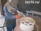 Новое фото  Пескоструйная обработка, ремонт и восстановление дисков, 39628565 в Москве