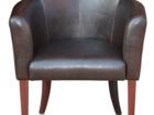Скачать бесплатно изображение Столы, кресла, стулья Мягкие деревянные кресла для ресторана 39663401 в Москве