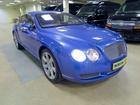 Купе Bentley в Москве фото