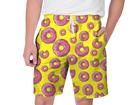 Уникальное фото Мужская одежда Хит сезона! Мужские шорты Пончик 39914325 в Москве