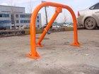 Смотреть foto  Складные парковочные барьеры купить в Белгороде 40051366 в Белгороде