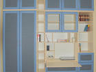 Увидеть foto Мебель для детей Стенка детская новая 8 предметов 40065913 в Москве