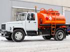 Увидеть изображение Спецтехника Топливозаправщик (АТЗ) на шасси ГАЗ-3309 40261858 в Москве
