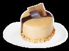 Увидеть foto Пирожные Пирожное «Бейлис» из шоколадно-кофейного мусса 40301988 в Москве