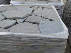 Смотреть изображение Отделочные материалы Галтованый песчаник Синяк камень натуральный природный 40888419 в Москве