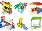 Увидеть фотографию  Оборудование для детской площадки в детском саду 41489793 в Воронеже