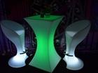 Просмотреть foto Разное мебель светодиодная столы и стулья 43086432 в Москве