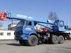 Просмотреть foto Спецтехника Автокран 25 тонн КС-55713-5К-3 Клинцы (новый) 43469907 в Калининграде