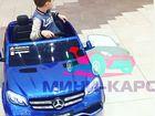 Новое фото Детские игрушки Детский электромобиль Mercedes GLS63 44073279 в Москве