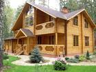 Свежее фото  Скидки до 50% на строительство домов, коттеджей со сруба, 44545280 в Москве