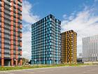 Продаются апартаменты площадью 55,8 кв.м на 13 этаже 15 этаж