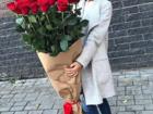 Новое фото  Длинные(высокие) розы:100,150,170 см, 2 метра, 46257813 в Москве