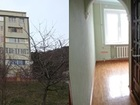 Двухкомнатная квартира, общая площадь 48,6 кв, м.
