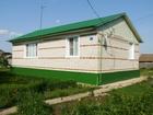 Уникальное фотографию Дома Дом со встроенной баней в Чаплыгинском районе Липецкой области 50817587 в Чаплыгине