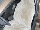 Свежее изображение  Авточехлы экокожа, ткань+экокожа, Меховые накидки из натуральной шкуры овчины, 51043510 в Екатеринбурге