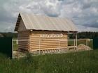 Увидеть фото  Срубы бань и домов из бревна от производителя 51707091 в Москве