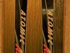 Скачать изображение Спортивный инвентарь Горные лыжи atomic ARC 194 см, крепления Tyrolia 660 52246785 в Москве