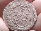 Новое изображение  Продам монету одна копейка 1795 г, Е, М, Екатерина II, 55042543 в Тюмени