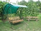 Уникальное изображение Разное Садовые качели с доставкой 55125964 в Волгограде