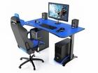 Скачать изображение  Геймерский стол, игровой компьютерный стол, стол геймера MaDXRacer! 55156924 в Москве