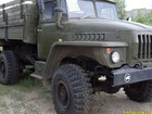 Свежее изображение  Грузовой автомобиль УРАЛ-4320 бортовой, с хранения 60125411 в Новосибирске