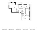 Продается пентхаус в монолитно-кирпичном доме «Вавилова 4».