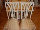 Новое фотографию Мебель для гостиной Стулья полумягкие Turri Clemi парами, Италия 67719705 в Москве