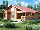 Скачать бесплатно фотографию Рекламные и PR-услуги Строительство деревянных домов под ключ в Москве и МО, 67819315 в Москве