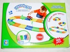 Скачать фото Детские игрушки Конструктор - трек Гибкий трек 190 см Большое путешествие 101 деталь 67988564 в Москве