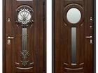 Смотреть фотографию  Элитные входные металлические двери для парадного входа, 68177329 в Москве