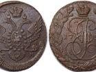 Смотреть изображение  Продам монету 5 копеек 1794 г, ЕМ, 68369603 в Тюмени