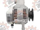 Просмотреть foto Вилочный погрузчик Генератор на двигатель Toyota 4Y (60 Amp/12 Volt) (270607820371) 69000340 в Москве