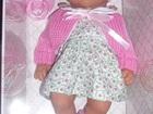 Смотреть изображение Коллекционирование Кукла-пупс реалистичная со звуком с соской 28 см 1toy PREMIUM 69639392 в Москве