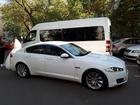Смотреть фотографию Аренда и прокат авто Аренда автомобиль с водителем Ягуар XF, авто на свадьбу 69947865 в Москве
