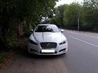 Просмотреть foto Аренда и прокат авто Аренда автомобиль с водителем Ягуар XF, авто на свадьбу 69947865 в Москве