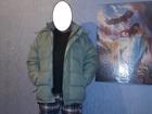 Уникальное фото Мужская одежда Куртка мужская,зимняя (пуховик) в отличном состоянии 72341761 в Дмитрове