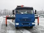 Уникальное foto  КамАЗ с КМУ Канглим (новый) 73680194 в Москве