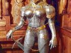 Уникальное изображение  Скульптура Средневековая Амазонка 74023439 в Краснодаре
