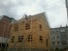 Смотреть фотографию  Строительство домов из бруса 76775889 в Санкт-Петербурге