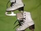 Скачать бесплатно фото Спортивный инвентарь Коньки фигурные 17,5 размер 80598569 в Москве