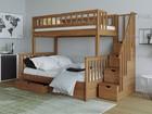 Скачать бесплатно фотографию Мебель для спальни Двухъярусная кровать Старк, 81240993 в Москве