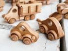 Уникальное изображение Детские игрушки Деревянные игрушки на заказ в любых количествах 81483185 в Москве