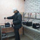 Сервисное обслуживание аккумуляторных батарей