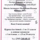Курсы Школы Активного Мышления Ильина
