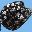 Шляпа солнцезащитная ковбойского типа новая