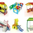 Оборудование для детской площадки в детском саду