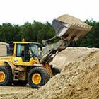 Песок природный, мытый, доставка по городу и области